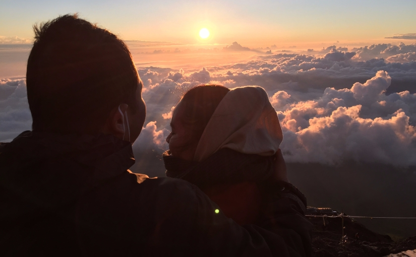 """2 Days Trip"" Gunung Fuji (Part 1/3)"
