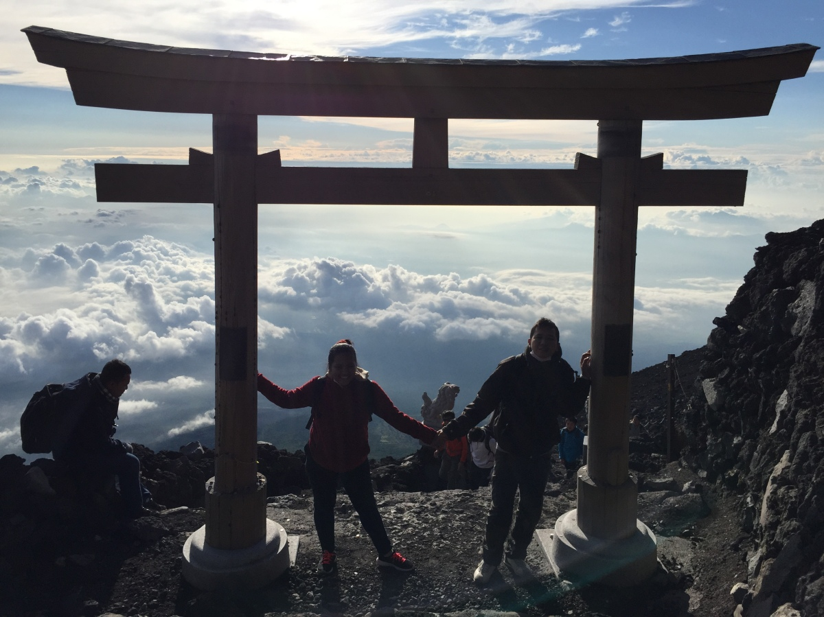 """ 2 Days Trip"" Gunung Fuji (Part3/3)"