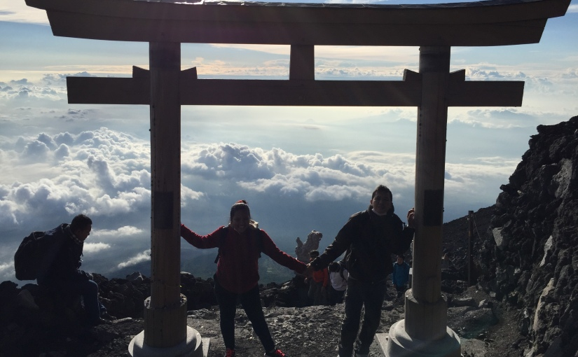 """ 2 Days Trip"" Gunung Fuji (Part 3/3)"