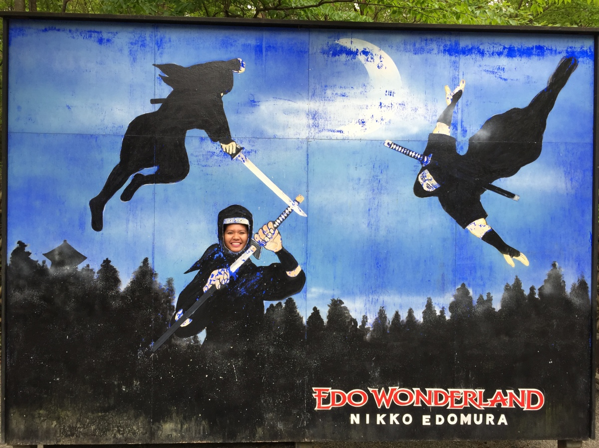 One Day Trip: Edo Wonderland 'Desa Ninja'